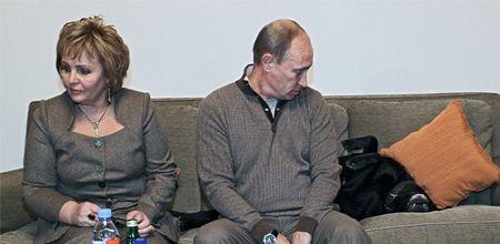 Развод Путина с женой   TOPNewsRU
