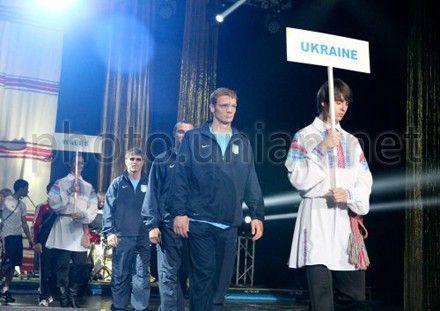 Сборная Украины по боксу на Чемпионате Европы в Минске