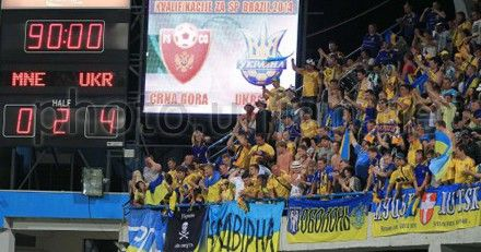 Україна, Футбол
