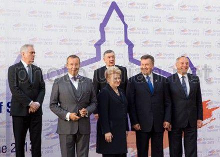 Грибаускайте пытается объединить сили друзей Украины