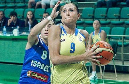 Александра Курасова / Фото : fibaeurope.com