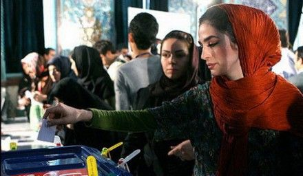 Хассан Роухани набрал 18,613 миллиона голосов / Фото: iransview.com