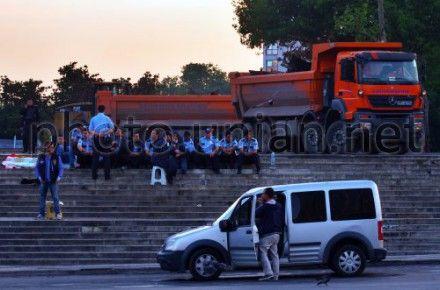 В Стамбуле снова закрыли парк Гези