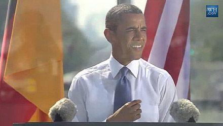 Обама / скріншот із відео Білого дому