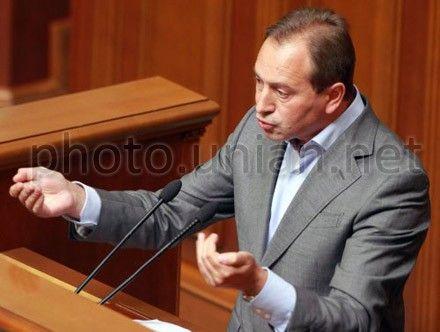 Томенко говорит, что оппозиция не боится