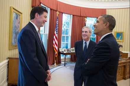 Обама предложил назначить Коми директором ФБР / Фото: Whitehouse.gov