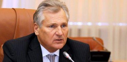 Квасневский придумал Украине лозунг