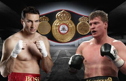 Povetkin leaves for Kostya Tszyu/ picabu.ru