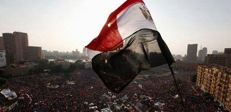 Протесты в Египте / Фото из Твиттера