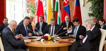 Янукович оценил диверсификацию