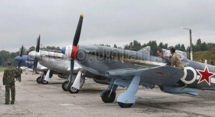 Советский истребитель Як-3 периода Великой Отечественной войны