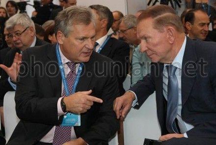 Кучма и Квасьневский сделали совместное заявление