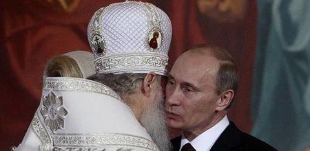 Путин рассказал о роли православия