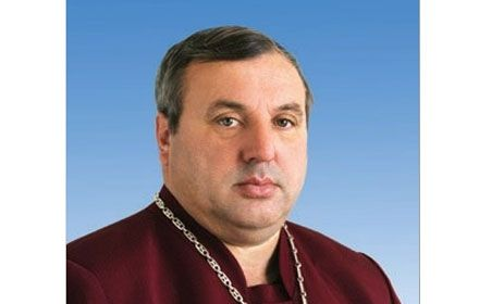 Чинний голова КС В'ячеслав Овчаренко