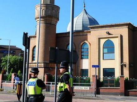 Мечеть в Британии