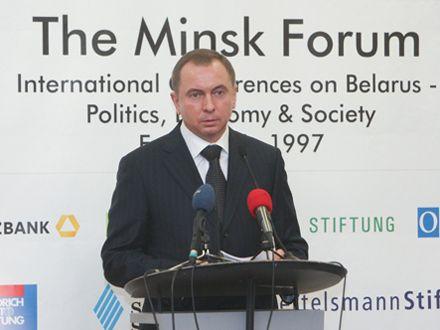 Владимир Макей: У нас нет особо никаких ожиданий
