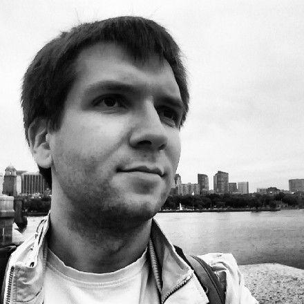 Сотрудник штаба Навального Олег Козловский