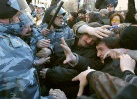 Козловский участвовал во всех маршах несогласных с 2006 года