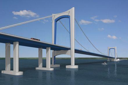 Кабмин утвердил ТЭО строительства моста в Николаеве