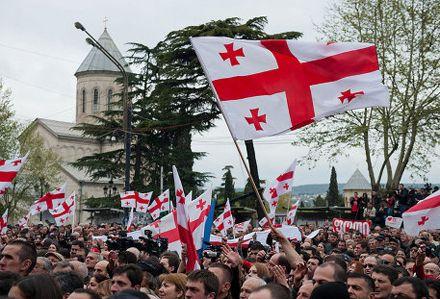 Соглашение об ассоциации с ЕС подписано Грузией