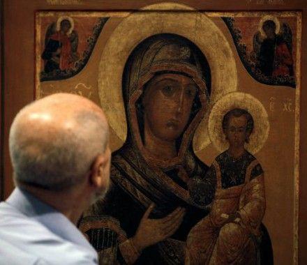 В Николаевской области украли старинную икону