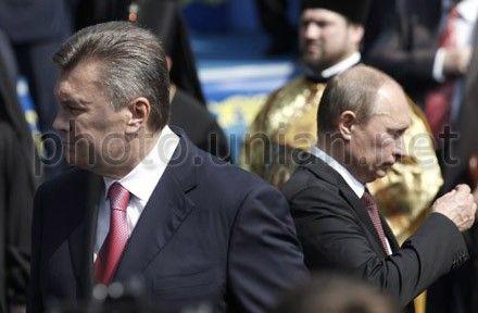 В Кремле заверили, что Путин и Янукович не говорили о Таможенном союзе в Сочи