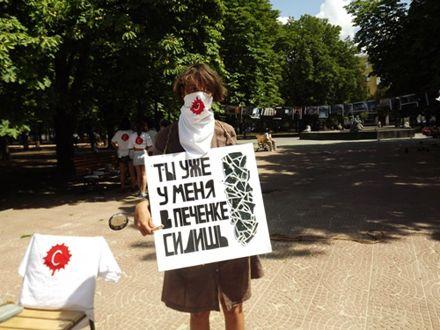 В Луганске напомнили об угрозе гепатита / Фото: cxid.info