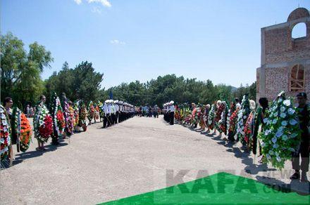 Мэр Феодосии похоронили с почестями / Фото: kafanews.com