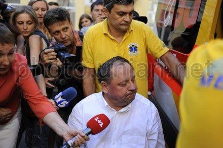 Мельник сбежал из-под домашнего ареста