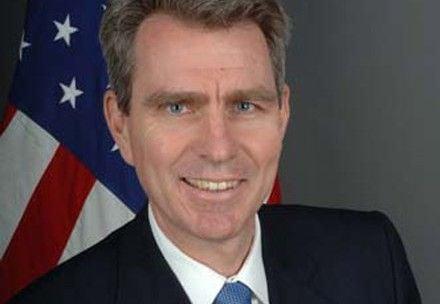Джеффри Пайетт / Фото посольства США