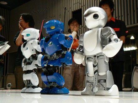 робот / Фото : domesro.com