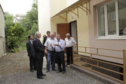 Леонид Тибилов - Фото предоставлены пресс-службой президента Южной Осетии