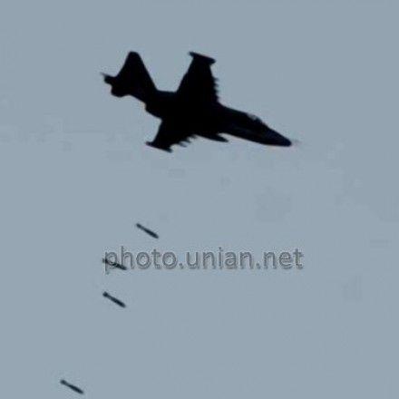 Россия подвергла бомбардировке грузинские города