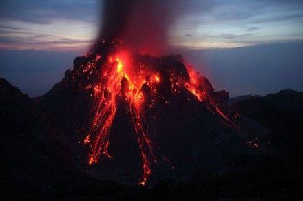 вулкан / Фото : delate.info