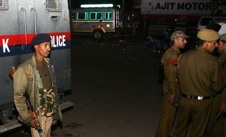Поліція Індії затримала студентів з Делі  / Фото: ruvr.ru