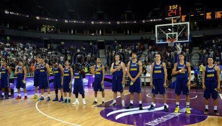 Юношеская сборная Украины сохранила место в элитном дивизионе