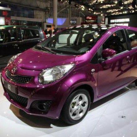 Ціни на китайські автомобілі jac