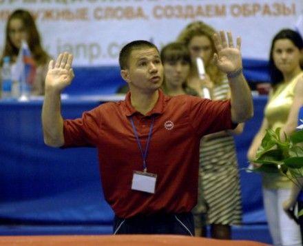 Рустам Шарипов / Фото : sport-express.ua