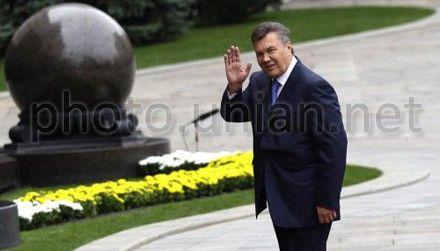 Янукович - уже в Харькове