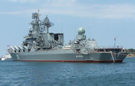 "крейсер ""Москва"" отправят к берегам Сирии, фото flot.sevastopol.info"