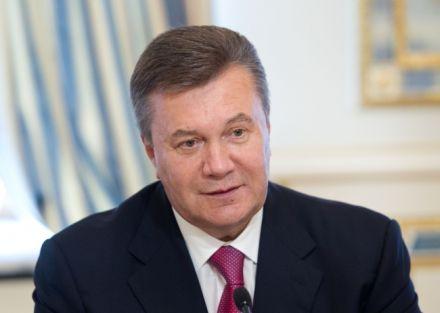 Янукович пообещал защищать национальные интересы Украины / Фото: president.gov.ua