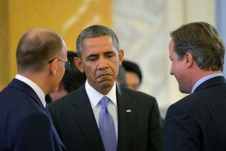 Барак Обама, фото прес-служби президента РФ