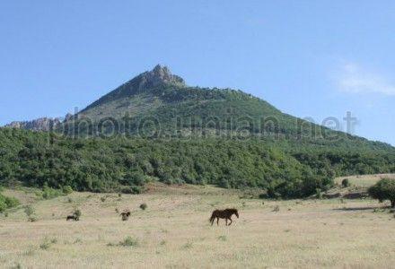 Гора Демерджі, Крим
