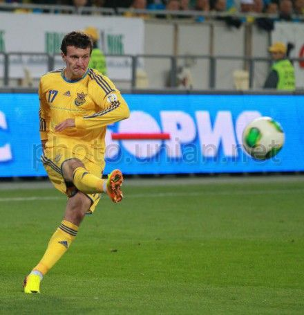 Україна-Сан-Марино - 9:0, Артем Федецький