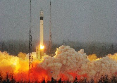 Спутник стартует в ночь со среды на четверг