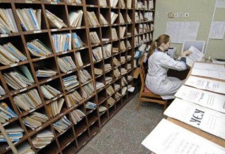 Бумажные медкарточки могут вскоре стать историей / Фото: medpractik.ru
