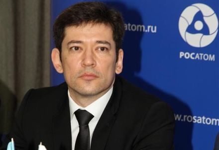 вице-президент ЗАО «Русатом Оверсиз» Александр Мертен