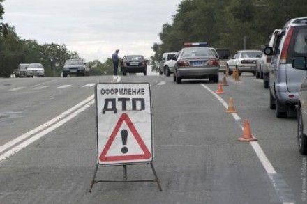 ДТП - одна из основных причин гибели украинцев / Фото: 061.ua