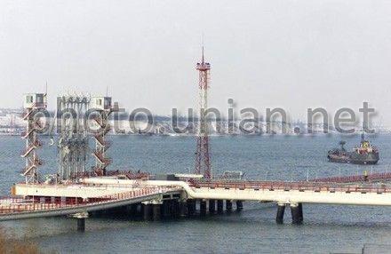 """Морской терминал """"Южный"""" нефтепровода """"Одесса-Броды"""""""