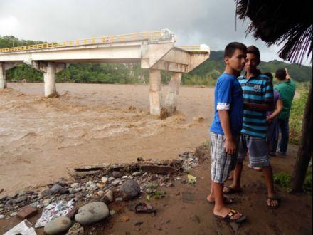 Мексика, ураган / Фото : laprensa.hn